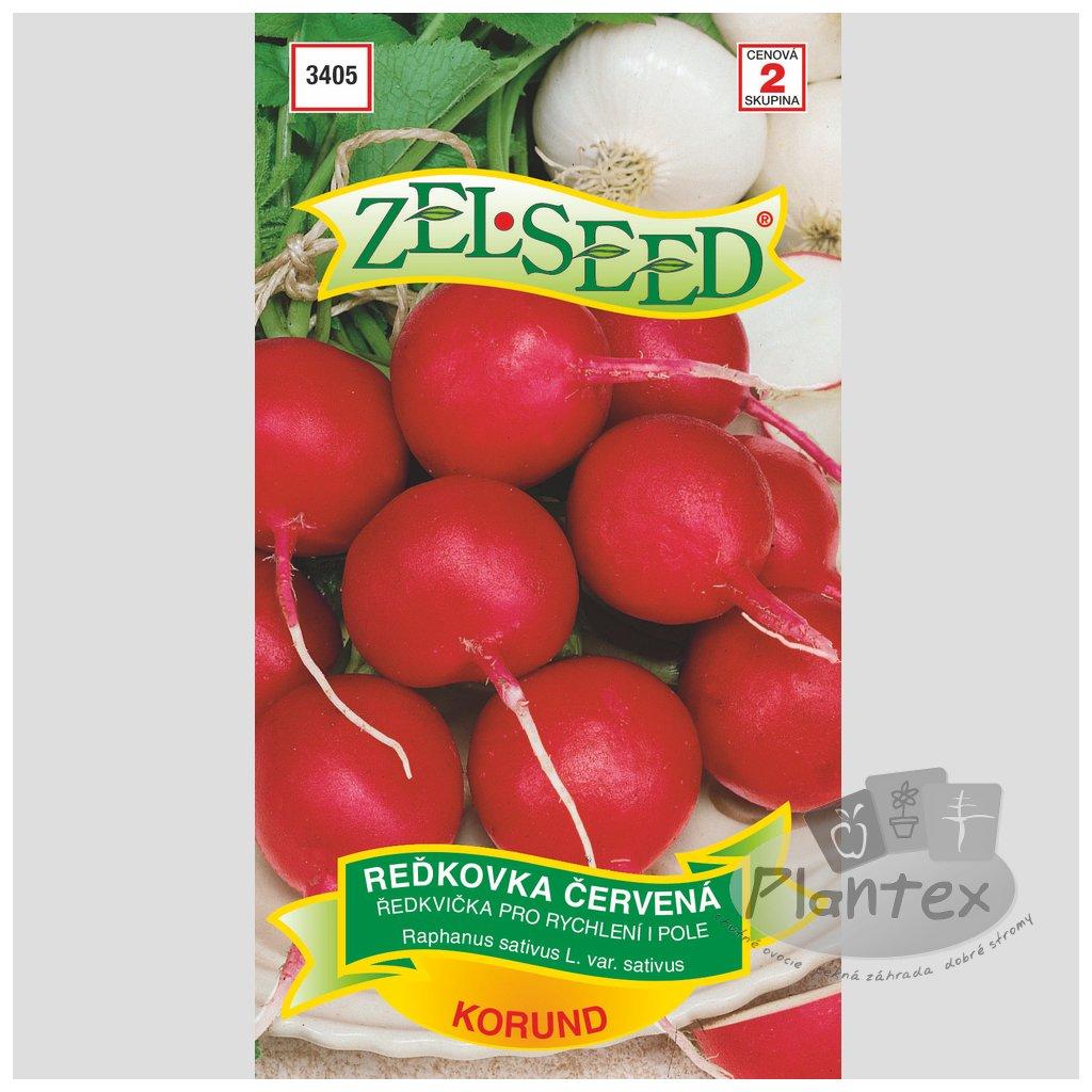 Zelseed semena redkev korund 1