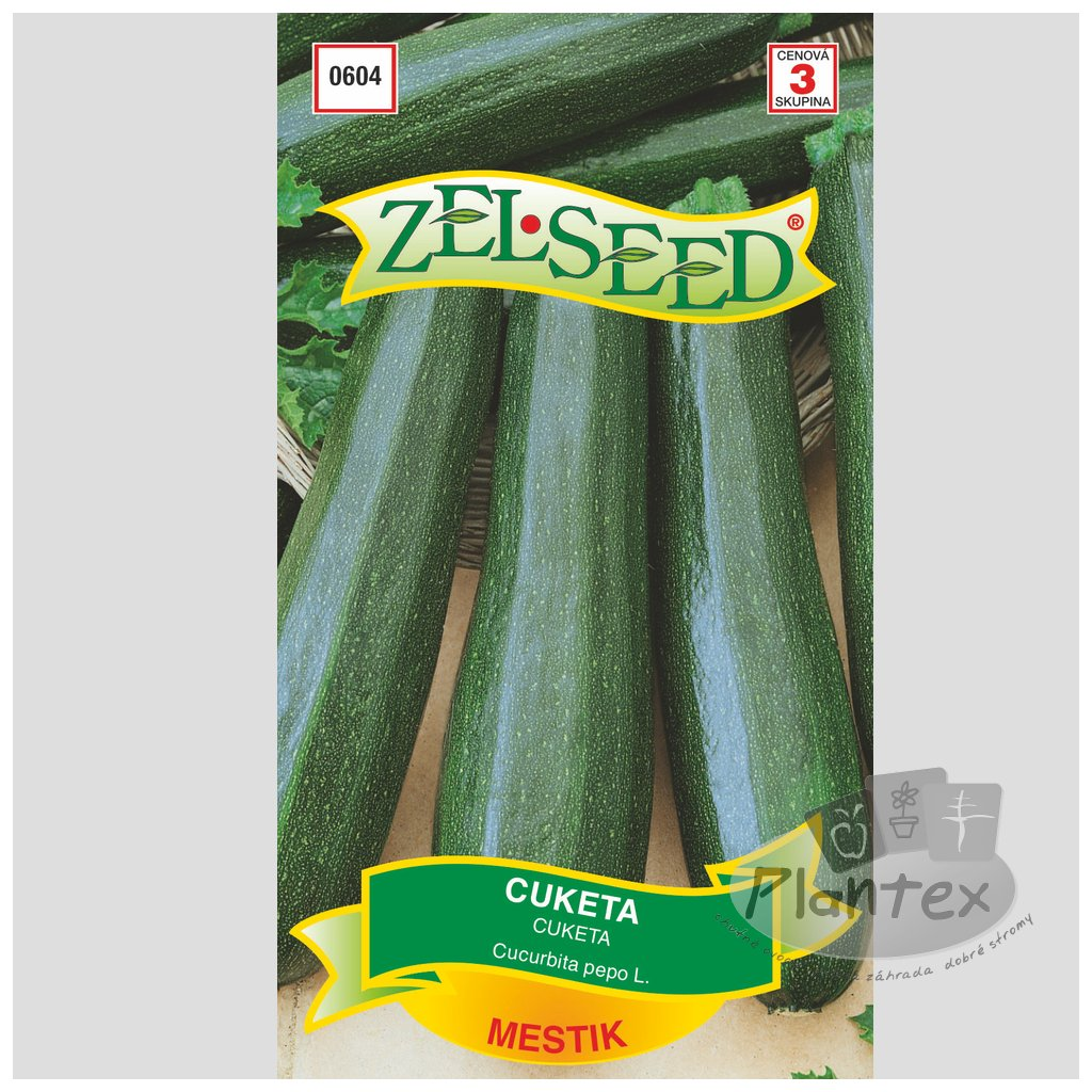 Zelseed semena cuketa mestik 1