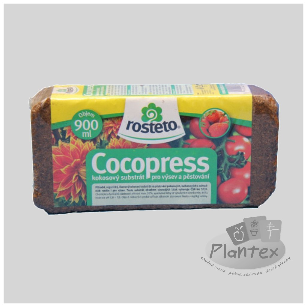Kokosovy substrat 900 ml
