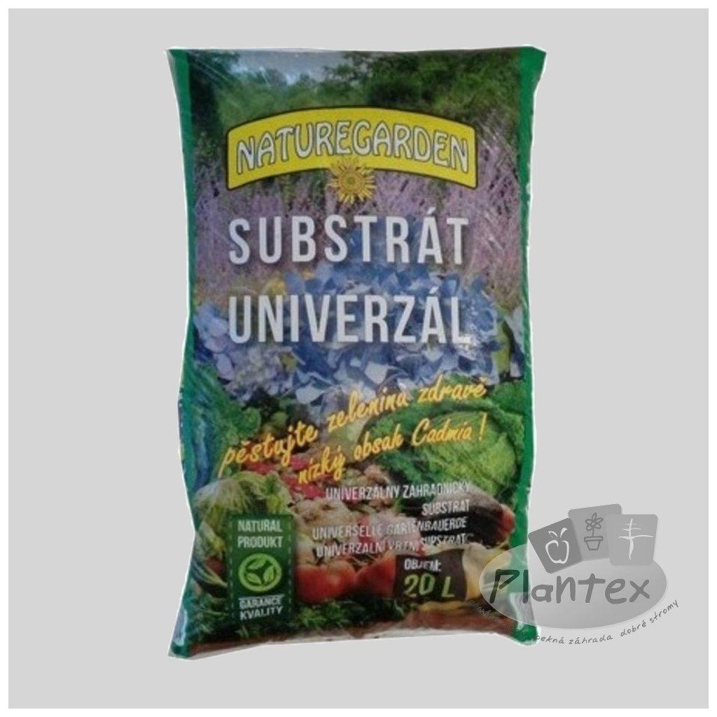 Substrat univerzal 20 litrov