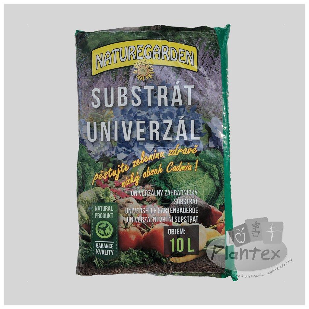 Substrat univerzal 10 litrov