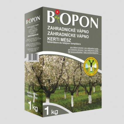 Biopon zahradnicke vapno