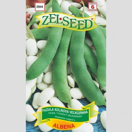 Zelseed semena fazula albena 1