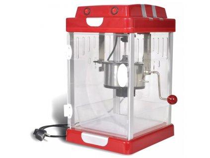 Stroje na výrobu popcornu