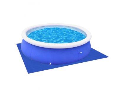 Krycí plachty a podložky pod bazén