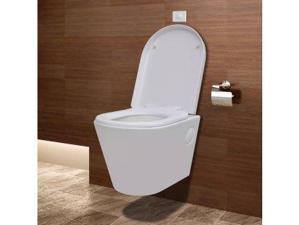 Toalety a bidety