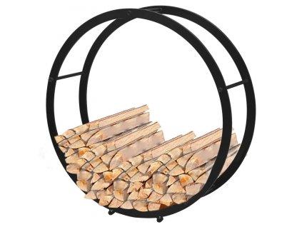 Stojany na dřevo a skladování dřeva