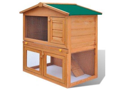 Obydlí a klece pro drobná zvířata