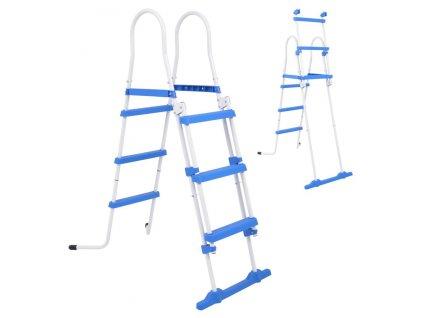 Žebříky, schody a rampy k bazénům