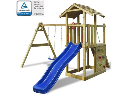 Hrací věže a domečky