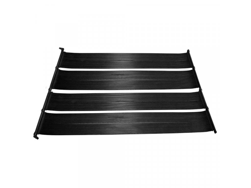 Solární panel pro ohřev bazénu (sada 2 ks)