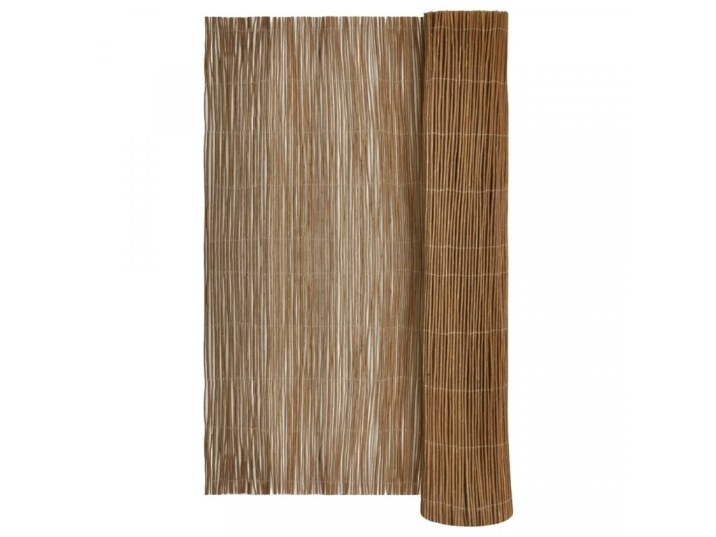 Vrbový plot 500 x 100 cm