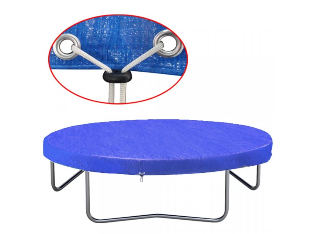 Plachta na trampolínu PE 300 cm 90 g/m²