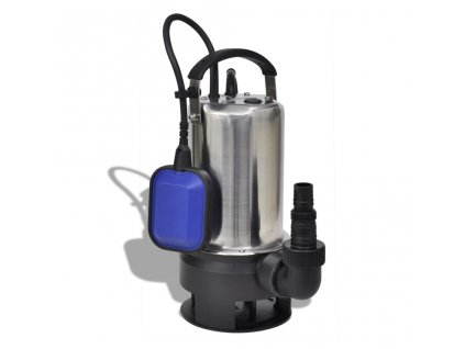 Ponorné čerpadlo na znečištěnou vodu 750 W 12500 l/h