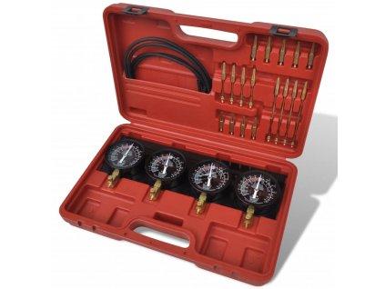 Tester pro synchronizaci karburátoru a měření tlaku / vakua