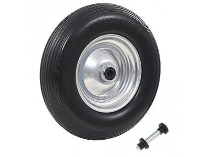 Kolo ke kolečku s nápravou odolné PU 4.00–8390 mm