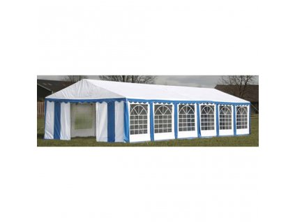 Party stan 12 x 6 m modrý