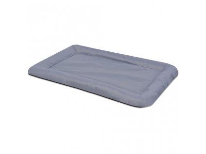 Psí matrace, velikost S, šedá