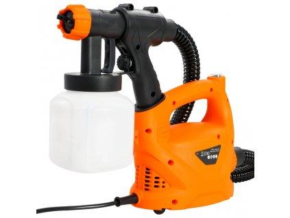 Elektrická malířská pistole se vzduchovou hadicí 500 W 800 ml