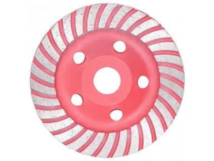 Diamantový brusný talíř turbo 125 mm