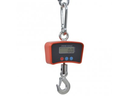 Elektronická závěsná váha 300 kg