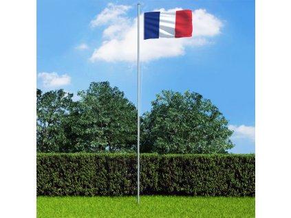 Francouzská vlajka 90 x 150 cm