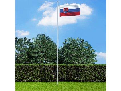 Slovenská vlajka 90 x 150 cm