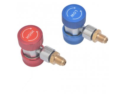 2 adaptéry rychlospojky chladícího systému