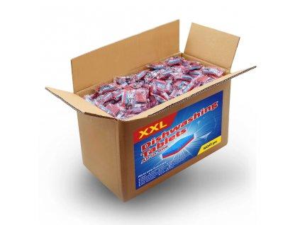 Tablety do myčky 12-v-1 500 ks 9 kg