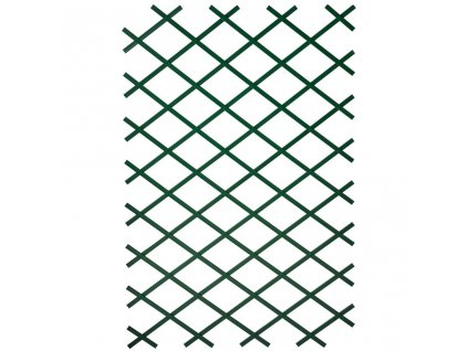Nature Zahradní treláž 50 x 150 cm PVC zelená 6040702