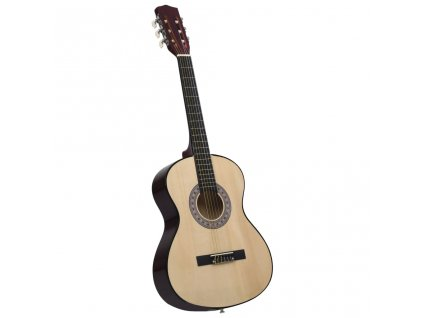 Klasická kytara pro začátečníky a děti 3/4 36'' basswood
