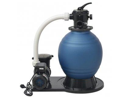 Písková filtrace s čerpadlem 1000 W 16800 l/h XL