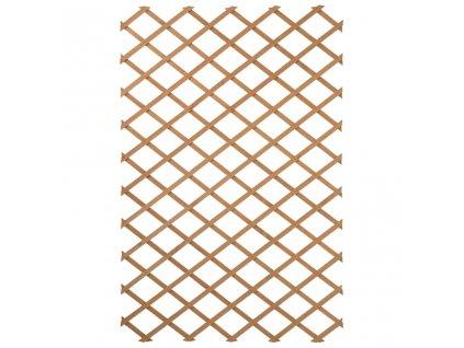 Nature Zahradní treláž 50 x 150 cm dřevo přírodní
