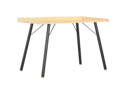 Psací stůl dubový 90 x 50 x 79 cm