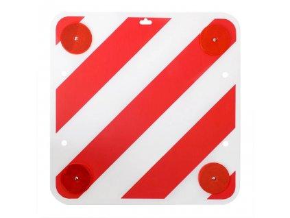 ProPlus Zadní výstražné znamení plast 50 x 50 cm s odrazkami 361228