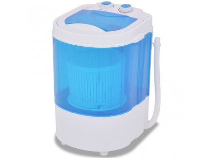 Mini pračka, jeden buben, 2,6 kg