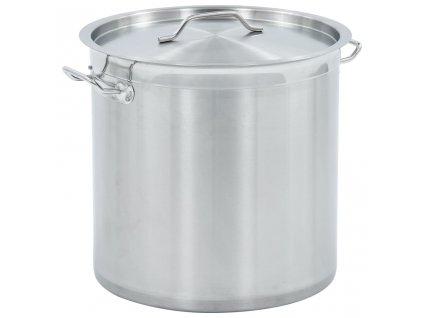 Hrnec na polévku 33 l 35 x 35 cm nerezová ocel