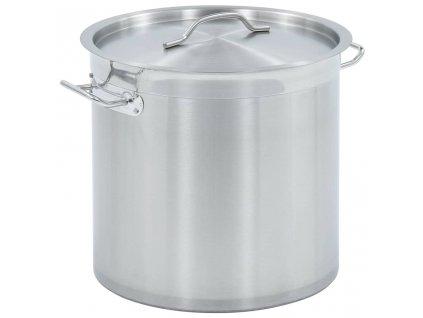 Hrnec na polévku 25 l 32 x 32 cm nerezová ocel