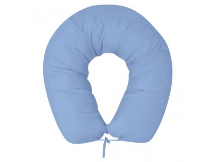 Povlak na těhotenský polštář ve tvaru V 40 x 170 cm