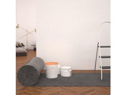 Protiskluzové folie, malířský fleece, 50 m 180 g/m², šedá