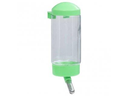Napájecí lahev pro malá zvířata zelená