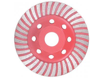 Diamantový brusný talíř turbo 115 mm