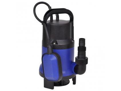 Elektrické zahradní ponorné čerpadlo na znečištěnou vodu 400 W