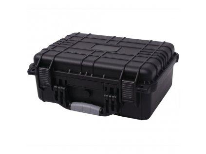 Ochranný kufřík na vybavení 40,6x33x17,4 cm černý