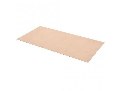 Desky z MDF 5 ks obdélníkové 120 x 60 cm x 2,5 mm