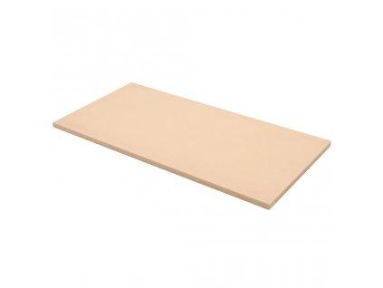 Desky z MDF 2 ks obdélníkové 120 x 60 cm x 25 mm