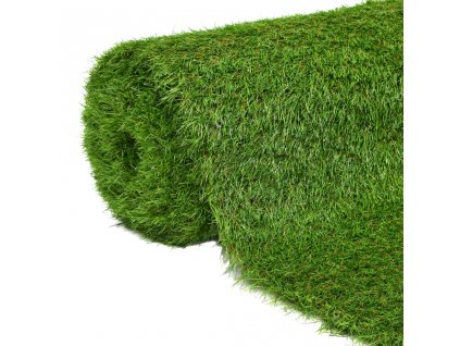 Umělá tráva 1 x 10 m / 40 mm zelená