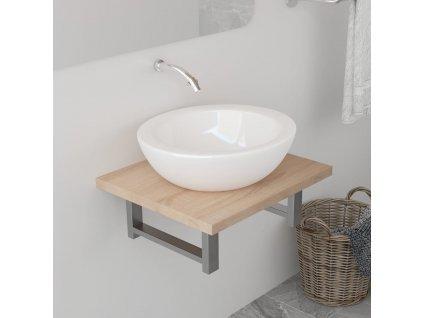 Koupelnový nábytek dub 40 x 40 x 16,3 cm
