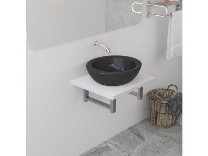 Koupelnový nábytek bílý 40 x 40 x 16,3 cm