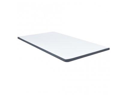 Vrchní matrace na postel boxspring 200 x 120 x 5 cm
